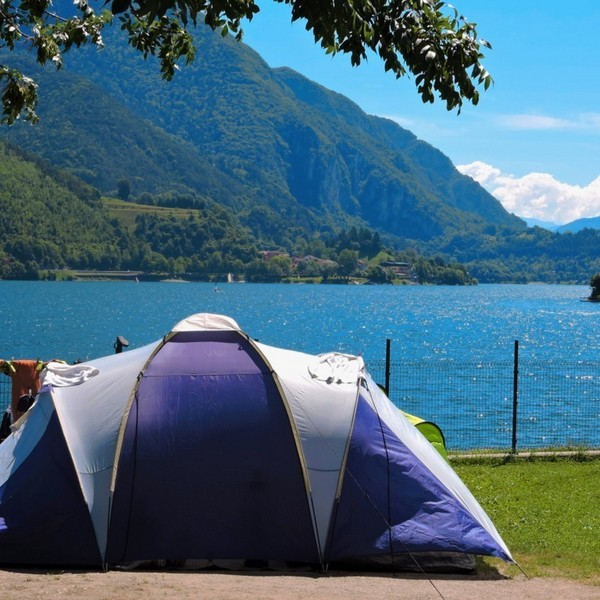 Camping al Lago - Pitches